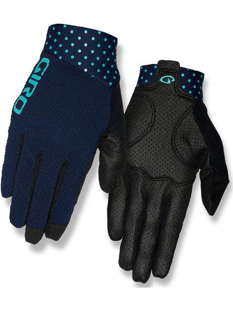 Giro Riv'ette Gloves Women midnight/glacier